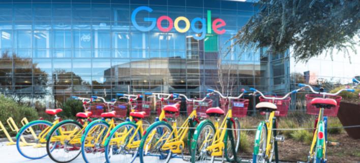 Τα γραφεία της Google/ Φωτογραφία: Shutterstock