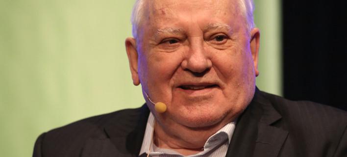 Γκορμπατσόφ στο Spiegel: Η Γερμανία θέλει να διαιρέσει την Ευρώπη -Ερχεται νέος «Ψυχρός» Πόλεμος