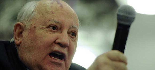 Γκορμπατσόφ: Ο κόσμος βρίσκεται στα πρόθυρα ενός νέου «Ψυχρού Πολέμου»