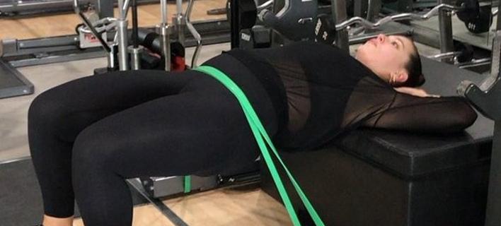 Η Ασλεϊ Γκράχαμ δέχθηκε επίθεση επειδή έκανε γυμναστική