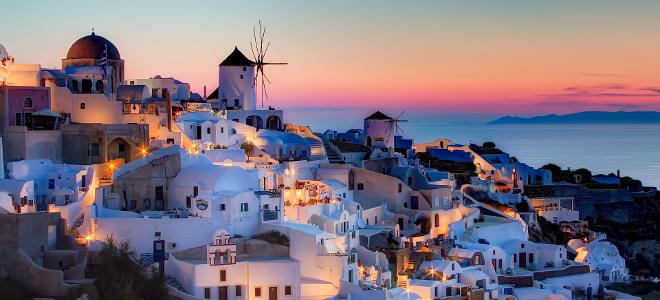 Η Ελλάδα τρίτος κορυφαίος προορισμός κρουαζιέρας στην Ευρώπη -Σαντορίνη, Κέρκυρα, Μύκονος στην κορυφή