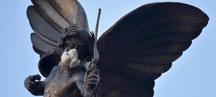 Το άγαλμα του Έρωτα στο Πικαντίλι