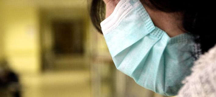 ιός της γρίπης/Φωτογραφία: Eurokinissi