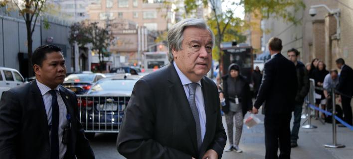 Αντόνιο Γκουτέρες, Φωτογραφία: AP