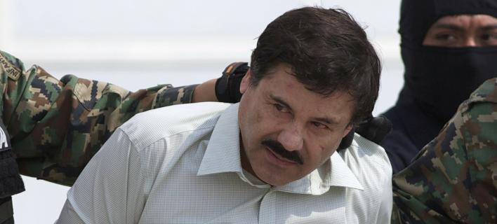 Ο Ελ Τσάπο/ Φωτογραφία: AP- Eduardo Verdugo