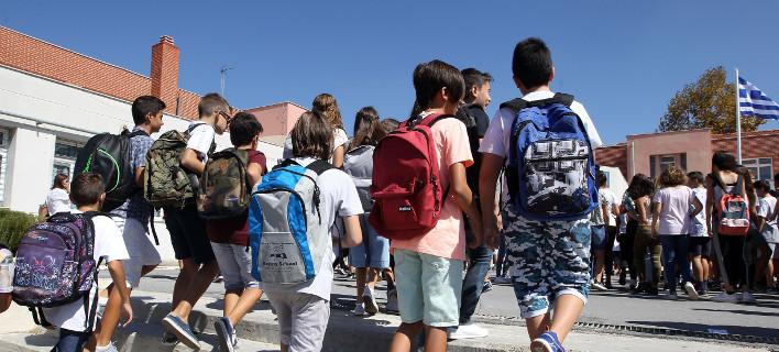 Σχολείο/ Φωτογραφία eurokinissi