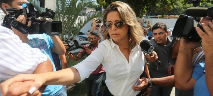 Εκτακτο: Συνελήφθη η σύζυγος του Ελληνα πρέσβη στη Βραζιλία