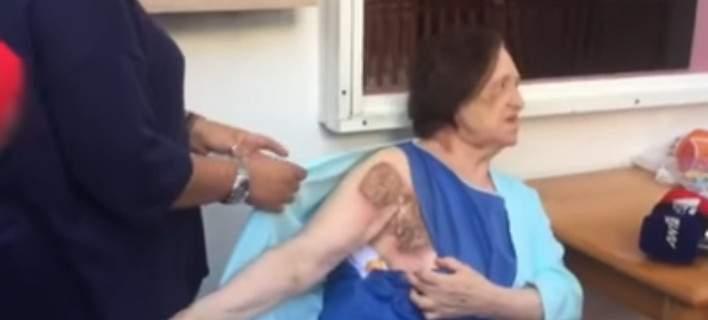 Ληστής που έκαψε με το σίδερο την 85χρονη είχε αποφυλακιστεί με το νόμο Παρασκευόπουλου
