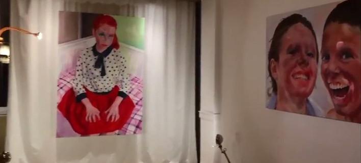 Μετατρέπουν σε αίθουσες τέχνης τα δωμάτια του St. George Lycabettus [εικόνες & βίντεο]