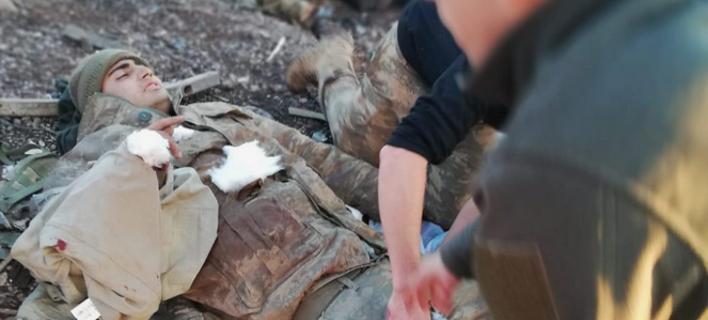 Ισοπεδώθηκε στρατιωτική βάση στην Τουρκία - 25 τραυματίες, 14 νεκροί - Βίντεο