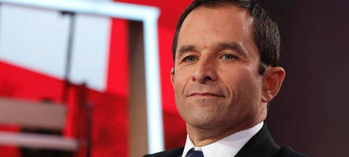 Σεισμός στη Γαλλία: Ο ηγέτης του Σοσιαλιστικού Κόμματος Μπενουά Αμόν θα κάνει δικό του κίνημα