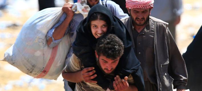 Παγκόσμια Ημέρα Προσφύγων: Η συγκλονιστική επιστολή της Χάνα από τη Συρία – Γιατί έπρεπε να αποδράσω από το σπίτι μου