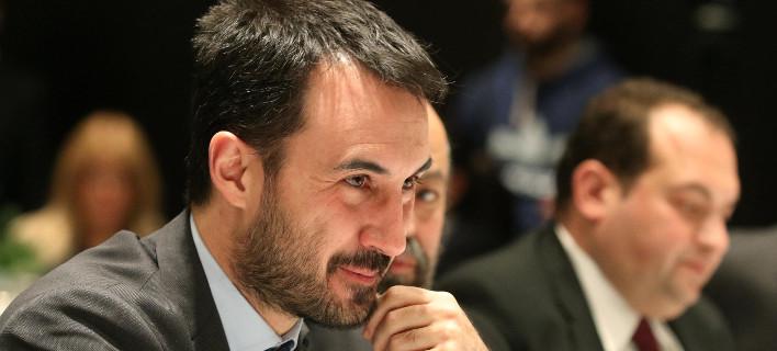 Ο αναπληρωτής υπουργός Οικονομίας και Ανάπτυξης, Αλέξης Χαρίτσης/ Φωτογραφία: Εurokinissi
