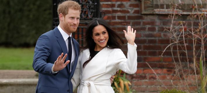 Γάμο με ασυνήθιστες εκπλήξεις ετοιμάζουν Χάρι και Μέγκαν. Φωτογραφία: AP
