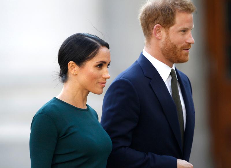 Το πρώτο τους βασιλικό ταξίδι ετοιμάζονται να κάνουν ο πρίγκιπας Χάρι και η Μέγκαν