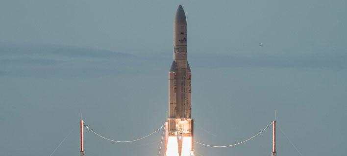 ΦΩΤΟΓΡΑΦΙΑ: INTIME NEWS /ESA-CNES-ARIANESPACE