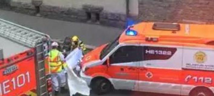 Αυτοκίνητο έπεσε σε πεζούς στο Ελσίνκι -Ενας νεκρός, 4 τραυματίες
