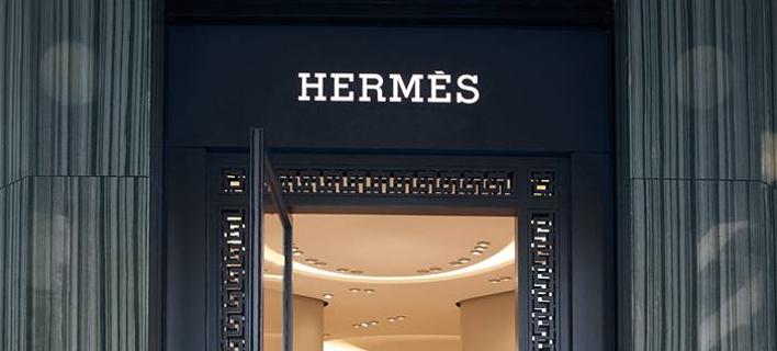 Hermès (Φωτογραφία: Facebook @Hermès)