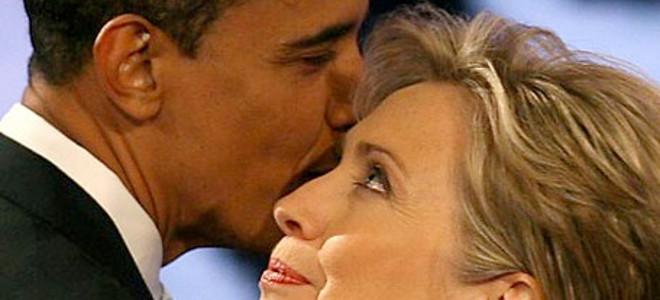 Η... ξενέρωτη ευχή του Μπαράκ Ομπάμα στη Χίλαρι Κλίντον για τα 70α της γενέθλια