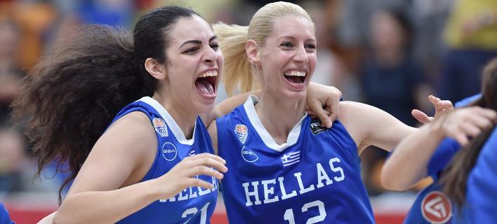 Φωτογραφία: Hellenic Basketball Federation