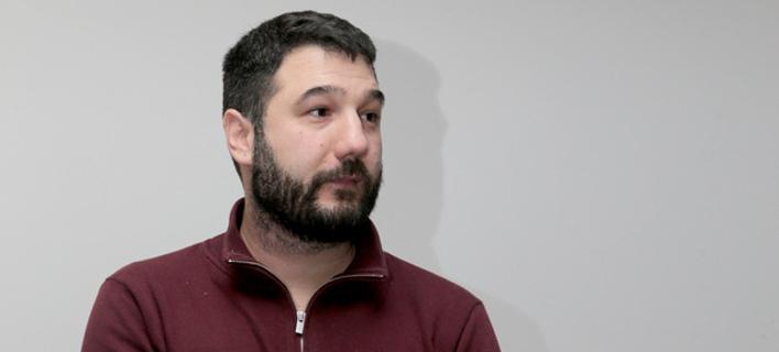 Ο Νάσος Ηλιόπουλος/ Φωτογραφία: ΑΠΕ- Παντελής Σαϊτας