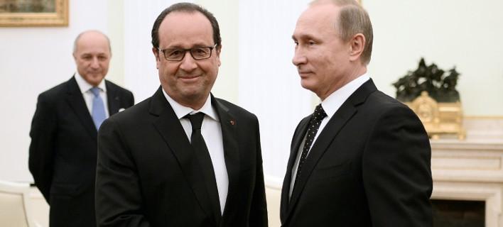 Πούτιν για Ερντογάν: Εχουμε αποδείξεις για το λαθρεμπόριο πετρελαίου με τους τζιχαντιστές