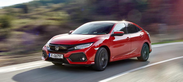 Honda: Το νέο Civic ξεκινά από 20.650 ευρώ [εικόνες]