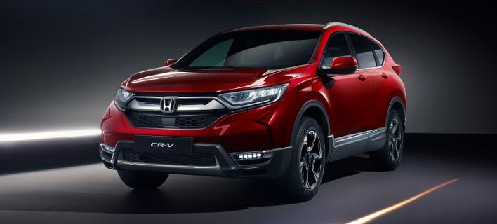 Το νέο Honda CR-V θα είναι στη Γενεύη [εικόνες]
