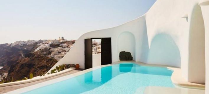 Πολυτελέστατο ξενοδοχείο σε ελληνικό νησί
