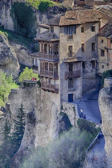 The Hanging Houses