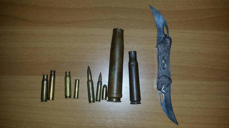Το Λιμενικό συνέλαβε 30χρονο για κατοχή ναρκωτικών και όπλων/ Φωτογραφία hcg.gr