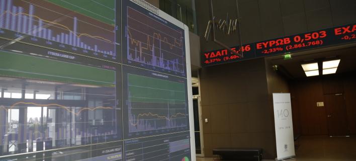 Χρηματιστήριο: Πέρασε σε θετικό έδαφος μετά τις αρχικές απώλειες