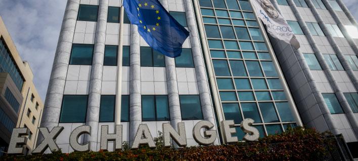 Το Χρηματιστήριο-Φωτογραφία: Eurokinissi/Τατιάνα Μπόλαρη