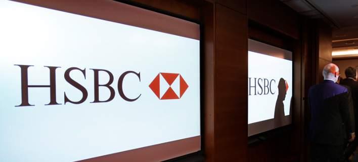 «Λουκέτo» σε 117 καταστήματα στη Βρετανία βάζει φέτος  η HSBC