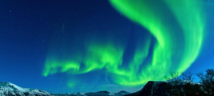 Βόρειο σέλας. Φωτογραφία:Huawei