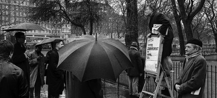 Οι (απίθανοι) ρήτορες του Hyde Park του Λονδίνου