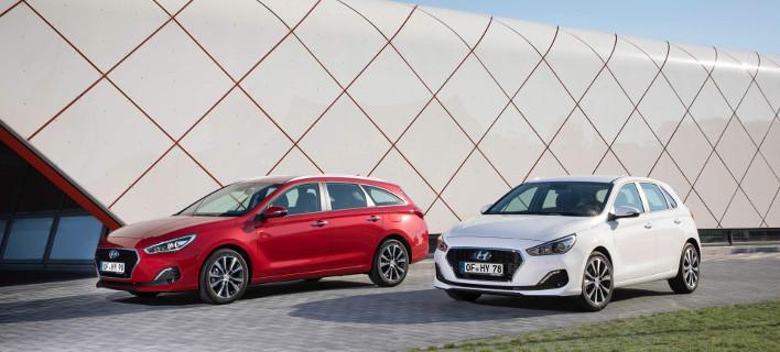 Το Hyundai i30 συνεχίζει ελαφρώς ανανεωμένο και με ένα νέο diesel