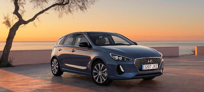 Hyundai i30: Νέες διακρίσεις από τον ευρωπαϊκό Τύπο