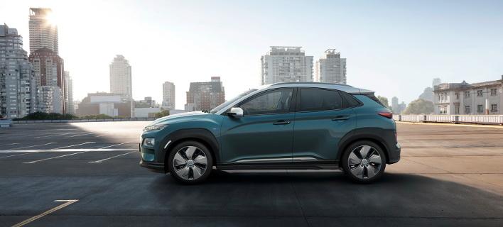 Aυτό είναι το ηλεκτρικό Hyundai Kona [εικόνες]
