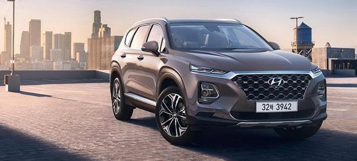 Αυτό είναι το ο νέο Hyundai Santa Fe που θα βρίσκεται στη Γενεύη