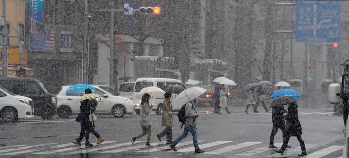 (Φωτογραφία: AP Photo/Shizuo Kambayashi)