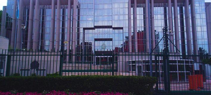 Η έδρα της Ιντερπόλ στη Λυόν της Γαλλίας (Φωτογραφία: Wikipedia)