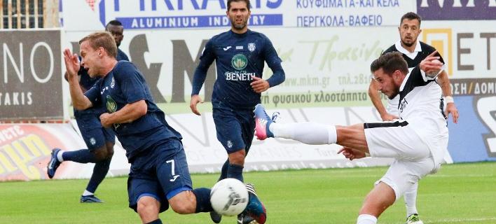 ΟΦΗ πλατανιασ: Κύπελλο Ελλάδος: Στους «16» ο ΟΦΗ, 2-1 τον Απόλλωνα