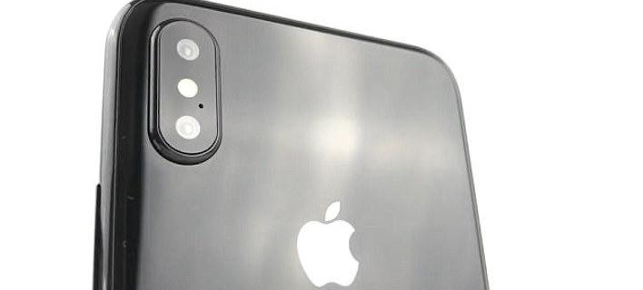 Αυτές είναι οι πρώτες εικόνες από το νέο iPhone 8 (VIDEO)
