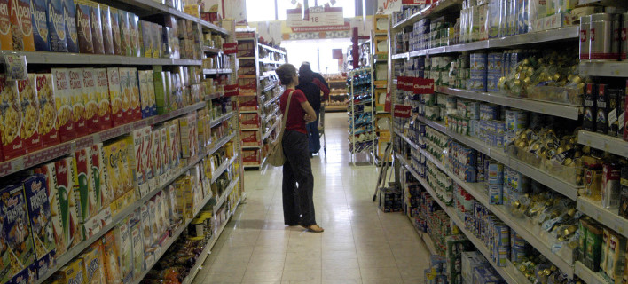 ΙΕΛΚΑ: Στα 18,6 δισ. ευρώ οι συνολικές καθαρές πωλήσεις του λιανεμπορίου τροφίμων για το 2016