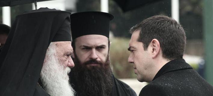 Ιερώνυμος: Ο Τσίπρας μου είπε ότι δεν κατανοεί όσους βιάζονται να καταργηθούν τα θρησκευτικά