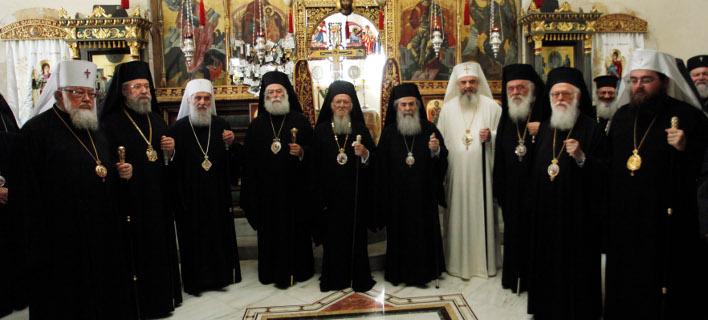«Φρούριο» το Ηράκλειο για τους προκαθήμενους των Ορθόδοξων Εκκλησιών