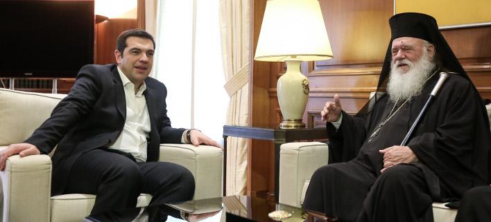 Αποτέλεσμα εικόνας για tsipras ieronymos