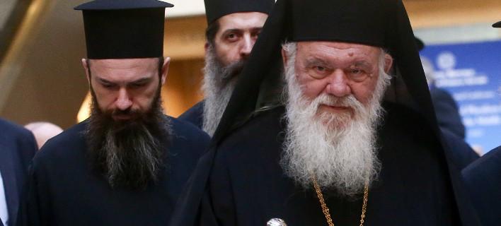 Ιερώνυμος: Αν θέλουμε να βγούμε από το αδιέξοδο χρειάζεται ενότητα και όχι κακομοιριά