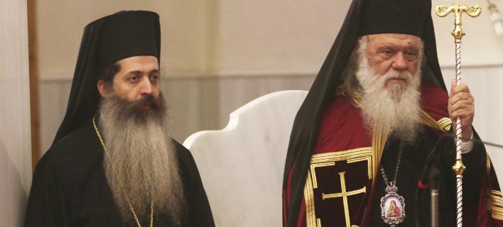 Αρχιεπίσκοπος Ιερώνυμος, φωτογραφία: eurokinissi ΧΡΗΣΤΟΣ ΜΠΟΝΗΣ